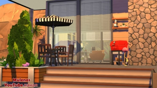 Basic Family House at Sims by Mulena image 16516 670x376 Sims 4 Updates