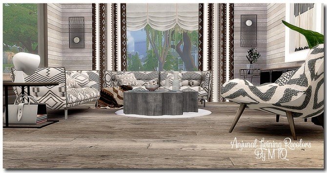 Anjuna Living by MsTeaQueen at Blooming Rosy image 1655 670x355 Sims 4 Updates