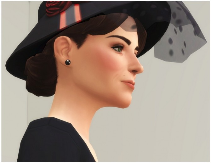 Kate Hair III / V2 at Rusty Nail image 1664 670x518 Sims 4 Updates