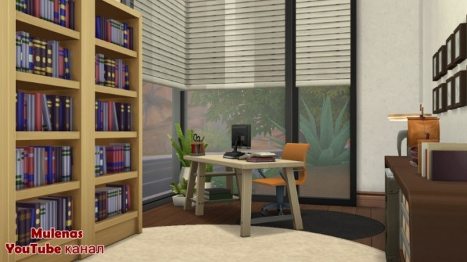 Sims 4 Basic Family House at Sims by Mulena