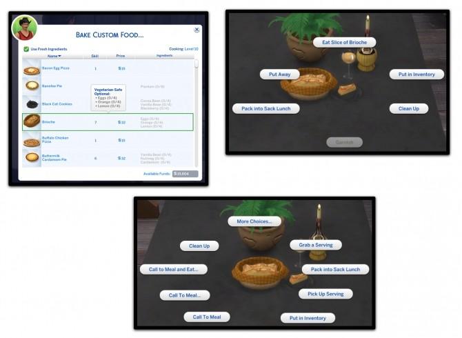 Sims 4 BRIOCHE at Icemunmun