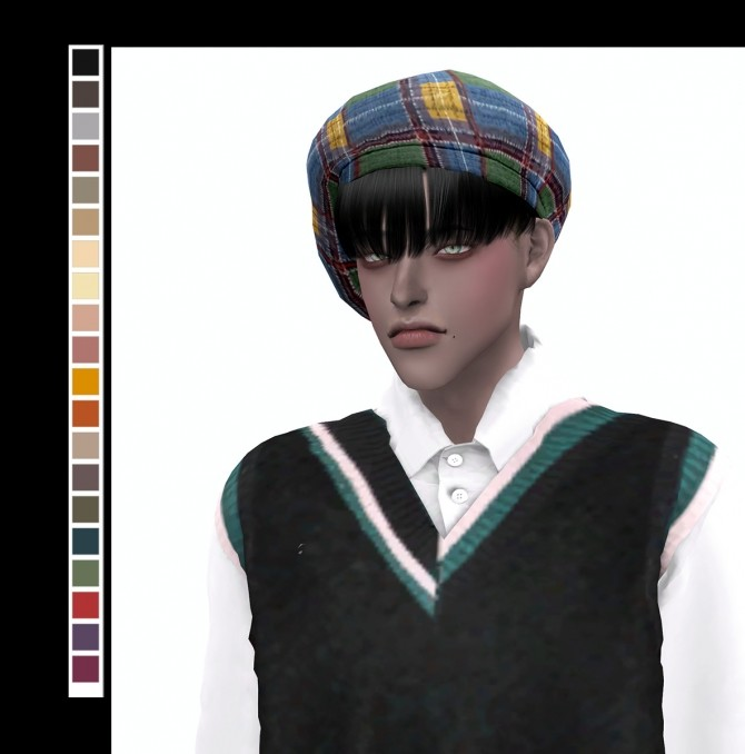 Sims 4 Beyond hair at SNOOPY