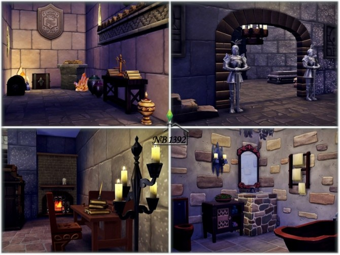 Ophelia Castle by nobody1392 at TSR image 1717 670x503 Sims 4 Updates
