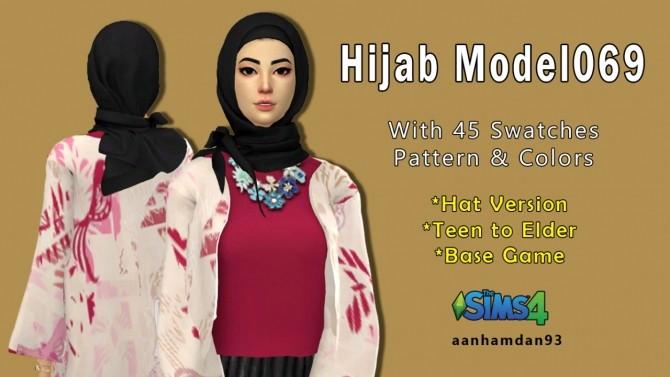 Hijab Model069 & Samwa Collections at Aan Hamdan Simmer93 image 17512 670x377 Sims 4 Updates