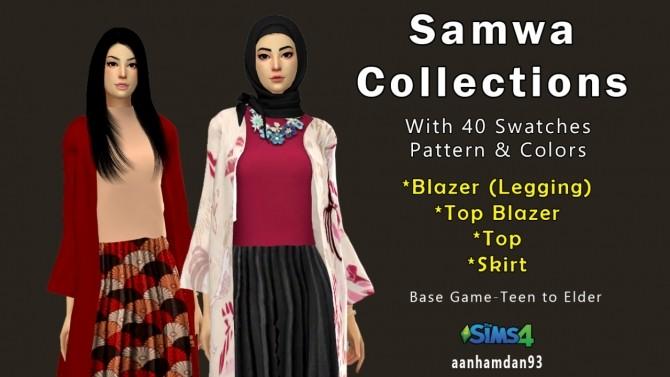 Hijab Model069 & Samwa Collections at Aan Hamdan Simmer93 image 17612 670x377 Sims 4 Updates