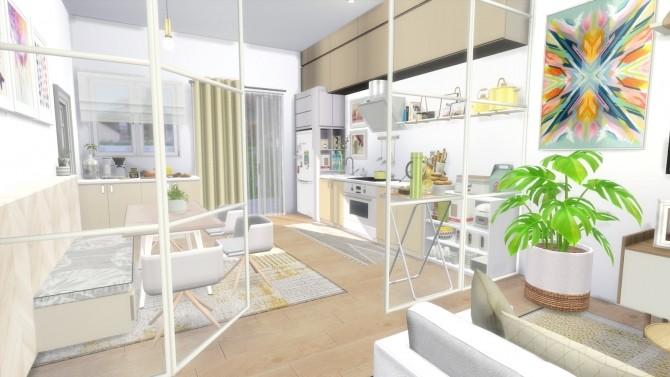 Sims 4 SPRING TIME FAMILY HOUSE at Dinha Gamer