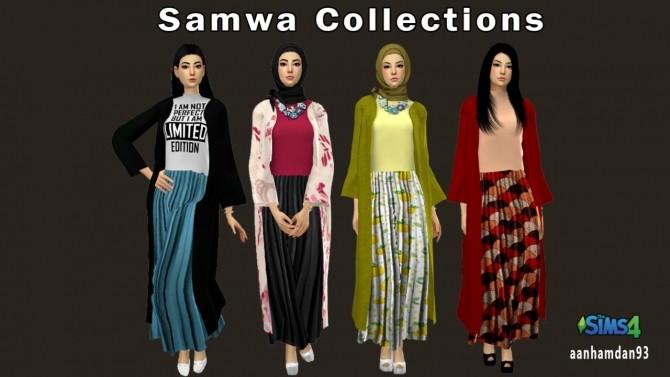 Hijab Model069 & Samwa Collections at Aan Hamdan Simmer93 image 17712 670x377 Sims 4 Updates