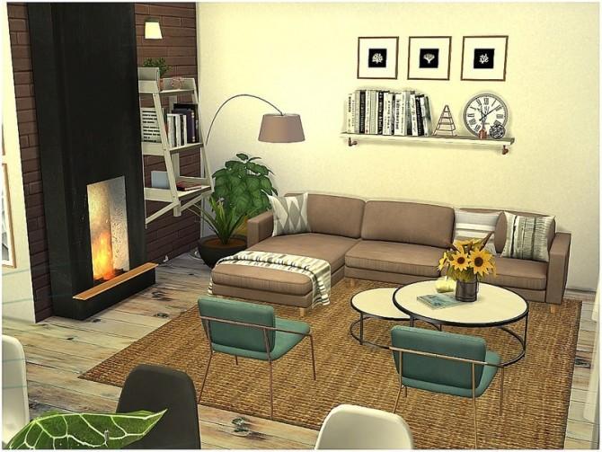 Summer Lake House by lotsbymanal at TSR image 1780 670x503 Sims 4 Updates