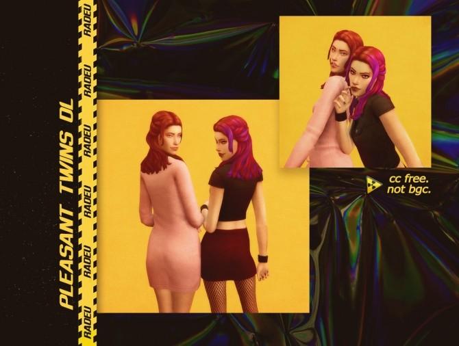 PLEASANT TWINS at Radeu image 1785 670x506 Sims 4 Updates