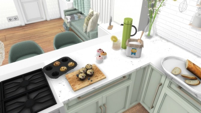 HAPPY EASTER KITCHEN LET´S GO PARTY at Dinha Gamer image 1793 670x377 Sims 4 Updates