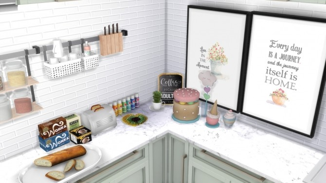 HAPPY EASTER KITCHEN LET´S GO PARTY at Dinha Gamer image 1803 670x377 Sims 4 Updates