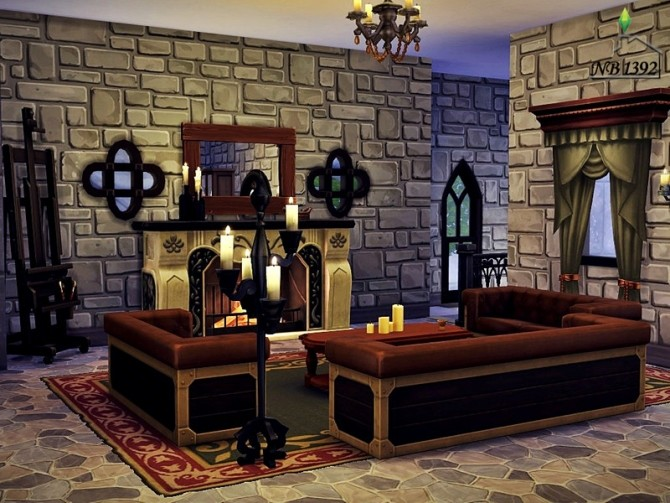 Ophelia Castle by nobody1392 at TSR image 1815 670x503 Sims 4 Updates