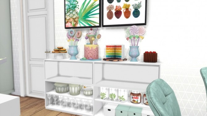HAPPY EASTER KITCHEN LET´S GO PARTY at Dinha Gamer image 1819 670x377 Sims 4 Updates