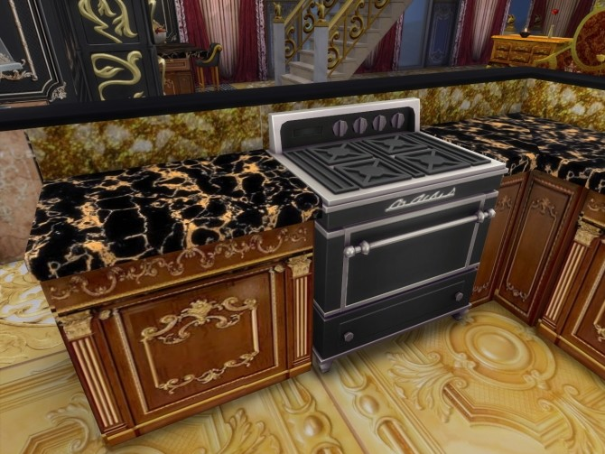 Wooden Rays Kitchen at Anna Quinn Stories image 18910 670x503 Sims 4 Updates