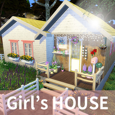 Recolors and houses at L.Sim image 195 Sims 4 Updates