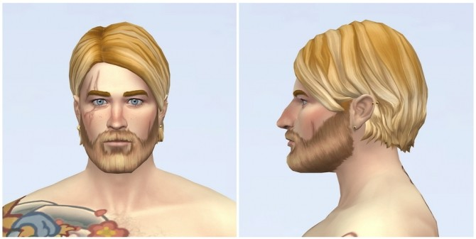 Shaggy Cutting Hair for M / V2 at Rusty Nail image 1963 670x337 Sims 4 Updates
