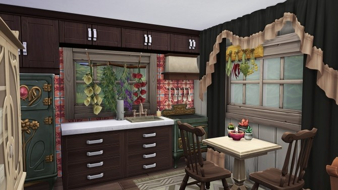 Sims 4 SECRET WITCH'S TRAILER at Aveline Sims