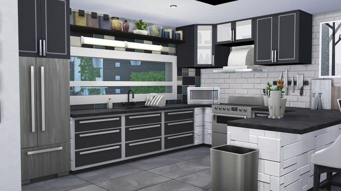 Sims 4 UNDERGROUND FAMILY HOME at Aveline Sims