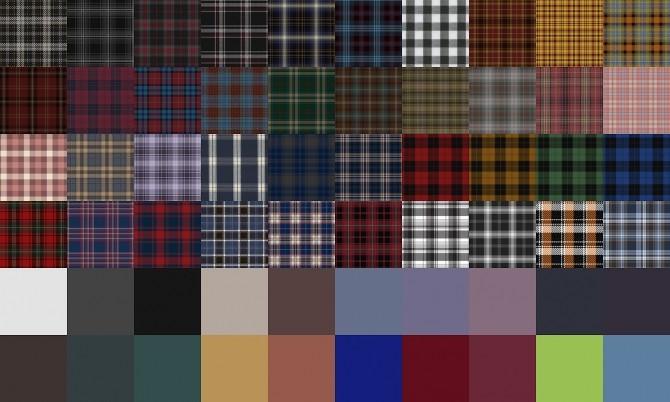 Flannel Shirt II at Gorilla image 2132 670x402 Sims 4 Updates
