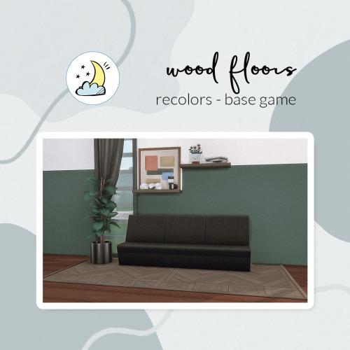 Wood floor recolors at Luna Sims image 2202 Sims 4 Updates