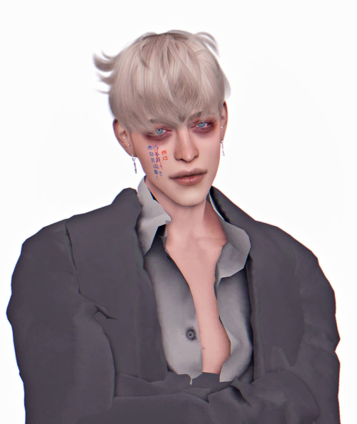 Magpie Hair at Lemon Sims 4 image 2276 Sims 4 Updates
