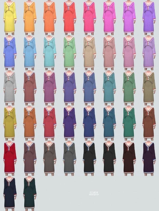 Sims 4 333 Cardigan Set at Marigold