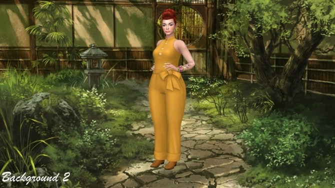 Sims 4 Anime Landscape CAS Backgrounds at Annett's Sims 4 Welt