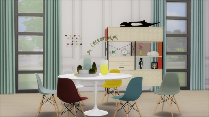 Sims 4 HERRINGBONE COLLECTION at Meinkatz Creations