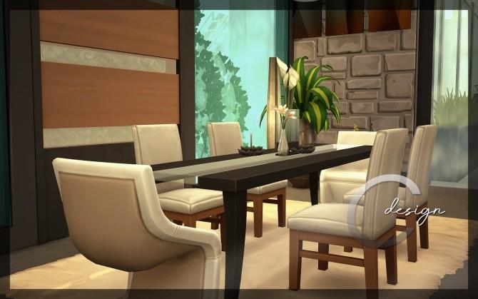 Modern Lake Estate at Cross Design image 2495 670x419 Sims 4 Updates