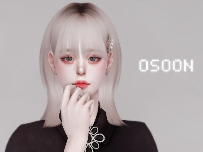 Sims 4 Female Hair 11 at Osoon