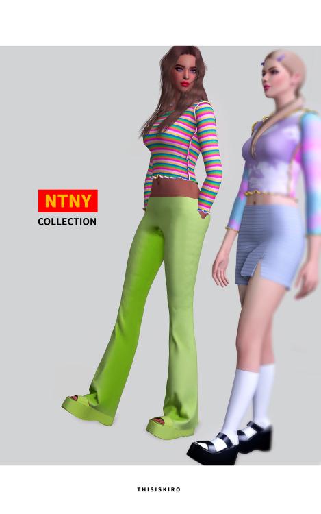 Sims 4 NTNY Collection 2 at Kiro