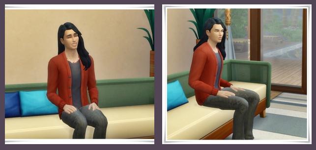 Sims 4 Nara Hair at Birksches Sims Blog