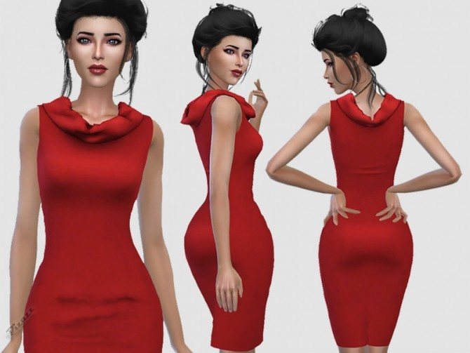 Sims 4 Professional Midi by pizazz at TSR