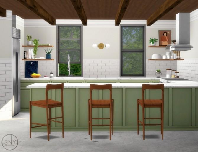 Skog dining set at Sanoy Sims image 2962 670x517 Sims 4 Updates