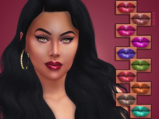 Sims 4 Gia Lipstick at Katverse