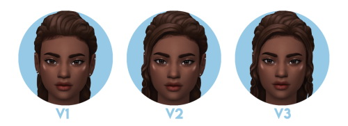 Sims 4 Elli Hair at AHarris00Britney