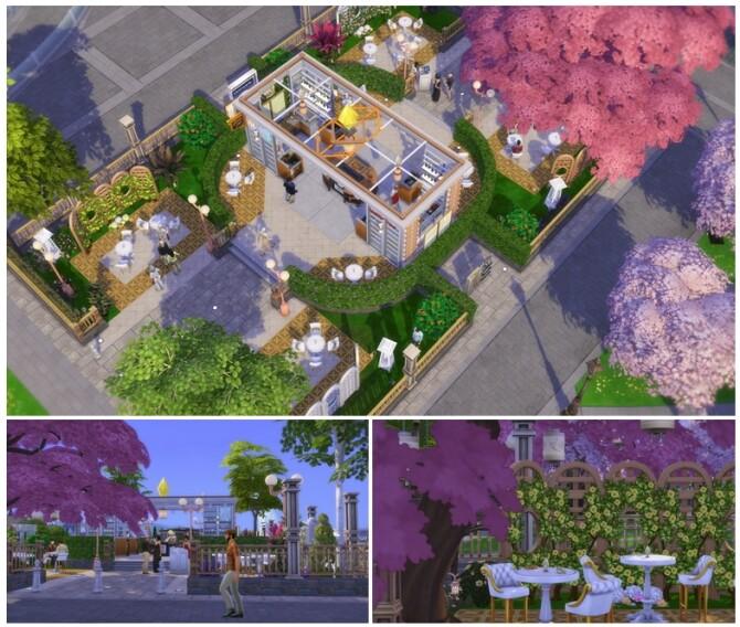 Flower Brunch (Restaurant) / Studio R PBP (Lounge) at Rusty Nail image 3341 670x568 Sims 4 Updates