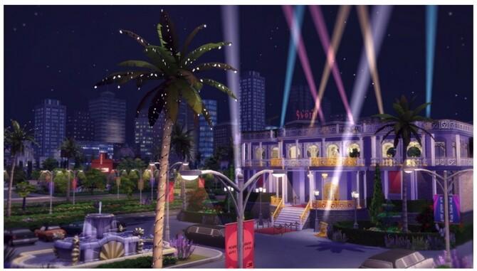 Flower Brunch (Restaurant) / Studio R PBP (Lounge) at Rusty Nail image 3381 670x381 Sims 4 Updates