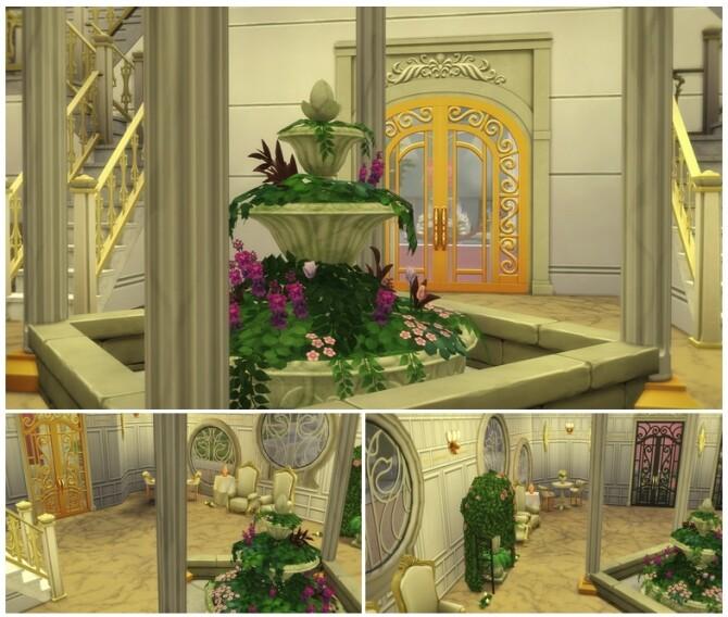 Flower Brunch (Restaurant) / Studio R PBP (Lounge) at Rusty Nail image 3391 670x568 Sims 4 Updates