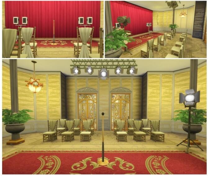 Flower Brunch (Restaurant) / Studio R PBP (Lounge) at Rusty Nail image 3401 670x566 Sims 4 Updates