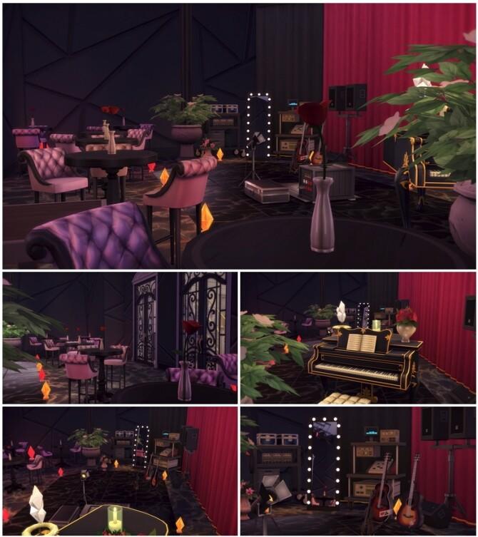 Flower Brunch (Restaurant) / Studio R PBP (Lounge) at Rusty Nail image 34110 670x753 Sims 4 Updates