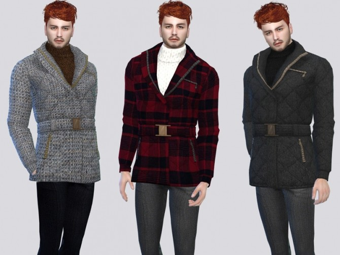 Dutch Cold Jacket by McLayneSims at TSR image 380 670x503 Sims 4 Updates