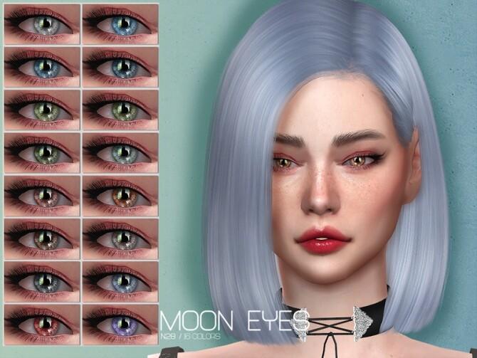 Sims 4 LMCS Moon Eyes N29 (HQ) by Lisaminicatsims at TSR