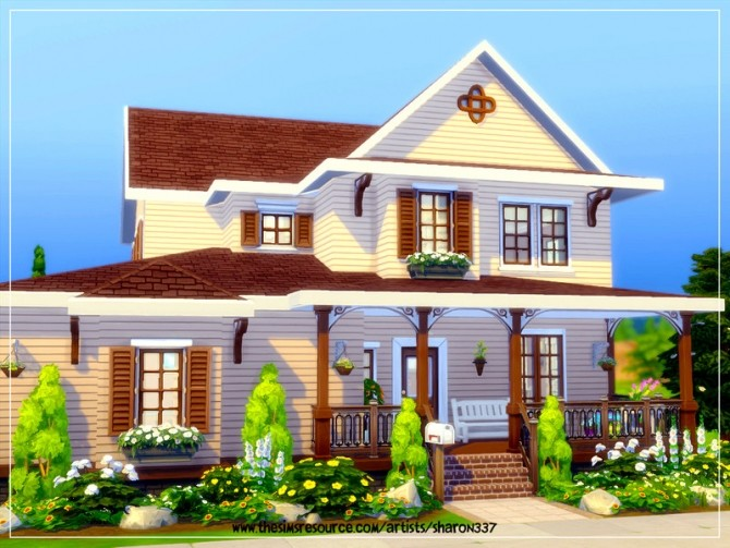 Valetta house Nocc by sharon337 at TSR image 4105 670x503 Sims 4 Updates