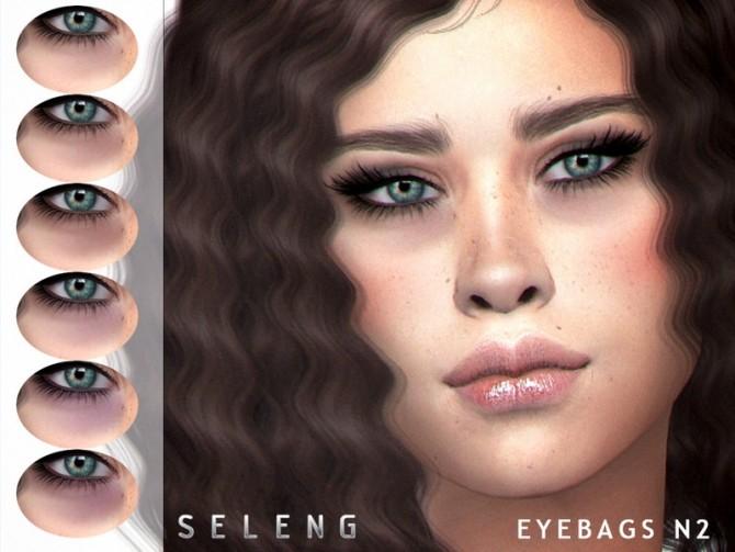 Sims 4 Eyebags N2 by Seleng at TSR