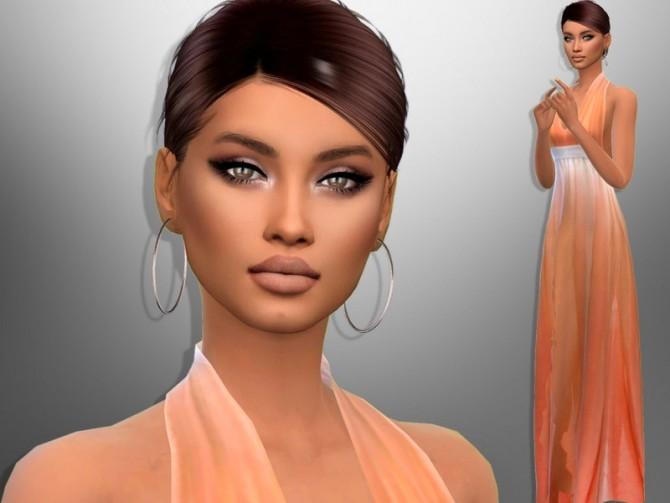Sims 4 Pavlina Dailey by divaka45 at TSR