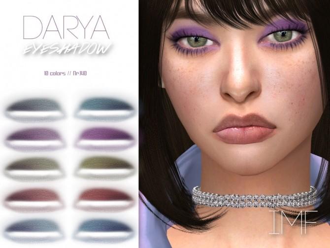 Sims 4 IMF Darya Eyeshadow N.140 by IzzieMcFire at TSR