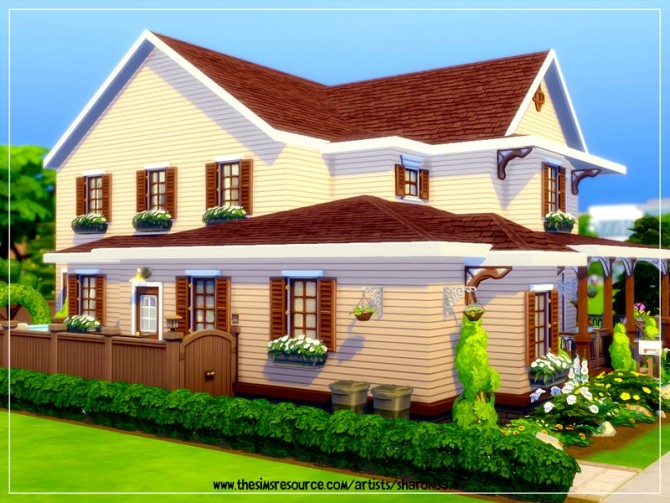Valetta house Nocc by sharon337 at TSR image 5105 670x503 Sims 4 Updates