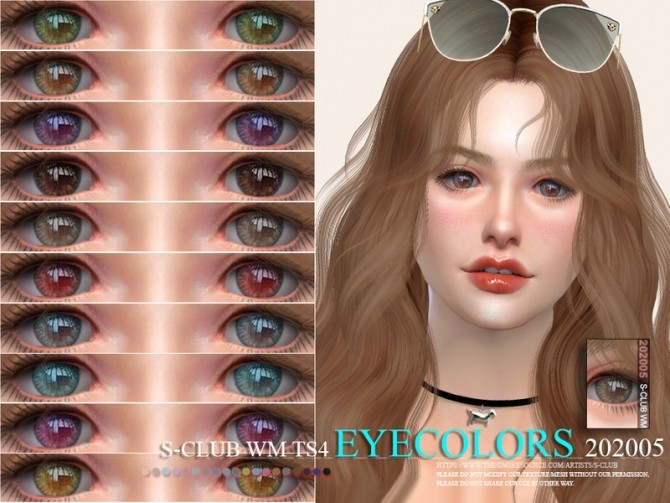 Eyecolors 202005 by S Club WM at TSR image 5713 670x503 Sims 4 Updates