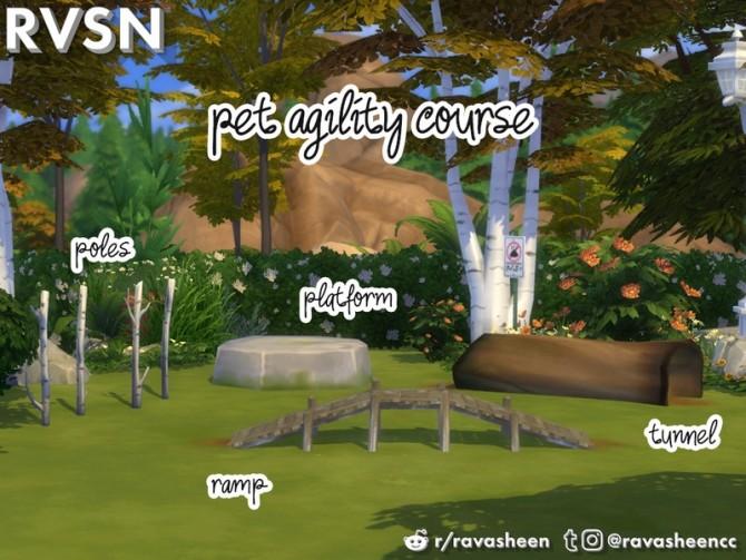 Sims 4 Muttropolitan Dog Set by RAVASHEEN at TSR